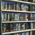 PS4 Game Selection Sony Playstation 4