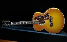 2016 Gibson CS SJ-200 Special HCS Legendary Heritage Cherry Sunburst A/E  *619