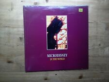 "Microdisney In The World Near Mint 12"" Single Vinyl Record RTT 175"