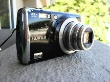 FUJI FINEPIX F72EXR 10mp 10x ZOOM WITH CHARGER - LOOKING ROUGH, WORKING GREAT