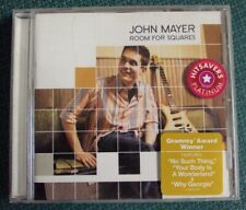 John Mayer Room For Squares Cd early-00's pop-rock