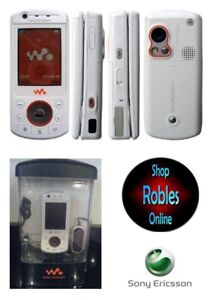 Sony Ericsson W900i White (Ohne Simlock) 3G Walkman Original Japan SEHR GUT OVP