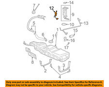 GM OEM-Fuel Gauge Tank Float Level Sending Unit 19121526