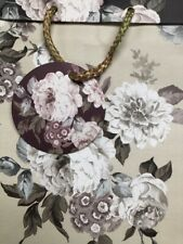 Vintage Peony Beige Background! Small Gift Bag!