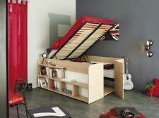 Hochbett Holz Weiß 140x200 : Hochbett 140x200 günstig kaufen ebay