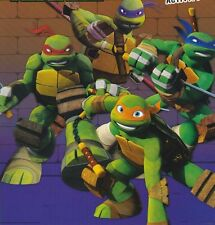 Brand New Jumbo Teenage Mutant Ninja Turtles Coloring & Activity Fast Shipping