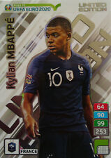 PANINI ADRENALYN XL ROAD TO UEFA EURO 2020 Limited Edition MBAPPE