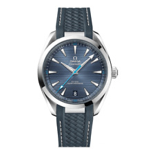 Omega Seamaster Aqua Terra Co-Axial Master Chronometer-Unworn with Box & Papers