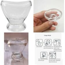 Dr.Jim Glass Eye Wash Cup With Engineering Design To Fit Eyes