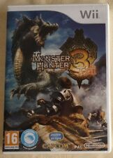 Monster Hunter 3 Tri pour Nintendo Wii