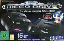 SEGA Mega Drive Mini HD Console - Black New & Boxed