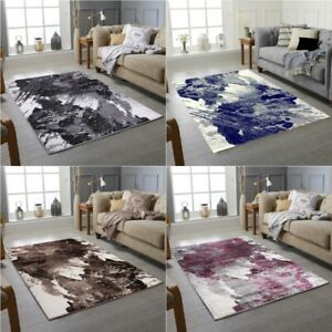 Modern Carpet Rugs Hallway Runner Small Extra Large Bright Cheap Big Area Mat UK