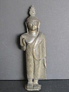 Antique Buddha Bronze, Sri Lanka