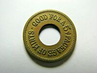 All Quality Mints 5 Cent Package Token