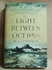 The Light Between Oceans by M. L. Steadman. Doubleday 1st GB ed. (hardback 2012)