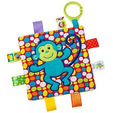TAGGIES Crinkle Monkey Colourful Crinkle Soother Buggy/Stroller Toy Mary Meyer