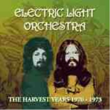 Electric Light Orchestra-The Harvest Years 1970 - 1973  CD NEW