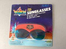 Voltron Lionbot 1980 # rare Vintage Original Sunglasses# MOSC Carded