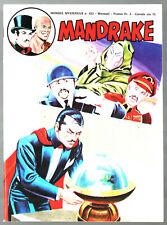 MANDRAKE n°433 # MONDES MYSTERIEUX # 1977 REMPARTS