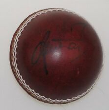 SHANE WARNE Hand Signed Cricket Ball
