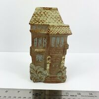 Brownstone Wall Pocket Vase Planter Pottery Counterpoint Japan San Francisco