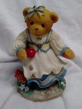 NEW Cherished Teddies 1997 Be The Apple of My Eye Kelsie Snow White 302570