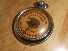 VINTAGE OUIJA PARANORMAL MECHANICAL GHOST HUNTER GADGET POCKET WATCH TYPE