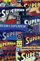 10 X DC Comics Superman RELATED TITLES MIXED Lot ALL MINT