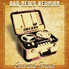 Bad News Reunion - Lost and Found - CD - New