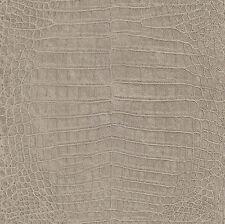 Vliestapete Curious BN 17951 Animal Print 4,52 €//qm Kroko Beige Braun