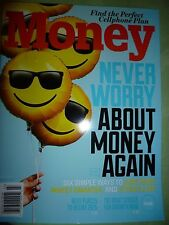 Money July 2015 Never Worry About $ Again~BRAND NEW!~FREE SHIPPING!