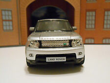 PERSONALISED PLATES RANGE ROVER SPORT Toy Car MODEL boy dad birthday NEW BOXED!