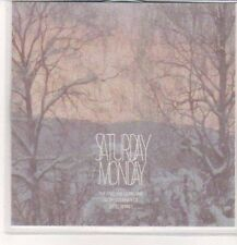 (DC511) Saturday Monday, The Fall - 2012 DJ CD