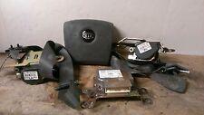 03 04 Kia Sorento Left Drivers Side Wheel Air Bag Belts Module Grey OEM