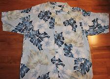 Thumbs Up For Him Sportswear Hawaiian Shirt 100% Rayon Size Large #59451
