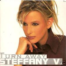 STEFFANY V. - turn away CDS!! eurodance 2000 RARE!!!