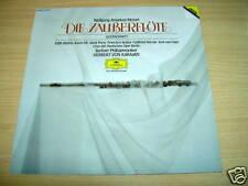 LP W.A. Mozart - Die Zauerflöte  Berliner Philhamoniker