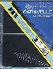 10 RECHARGES CARAVELLE BILLETS 2 POCHES