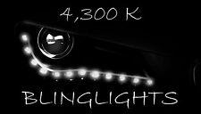 2010-2011 Scion IQ HeadLamp White LED Strips 10 11