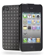 Genuine Cygnett Deco iPhone 4/4S Case - Circles Pattern