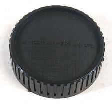 Vintage Genuine Minolta MD Rear Lens Cap 46mm C008