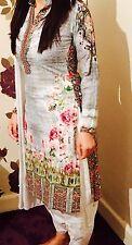 Gul Ahmed Inspired Digital Print Pakistani Suit