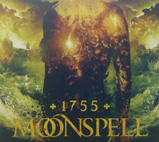 1755 by Moonspell (CD, 2017 Napalm, EU&US, Limited, Digipak, NPR 725 DP, New)