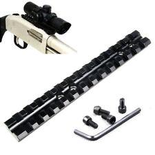 "13 Slots 5.5"" 20mm Picatinny Weaver Rail Scope Base Mount For Gun Rifle Hunting"