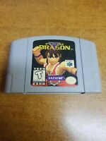 Flying Dragon (Nintendo 64, 1998)(Authentic)(Tested)