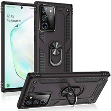 For Samsung Note 20 Ultra Note 20 5g Magnetic 360 Ring Stand Case Phone Cover