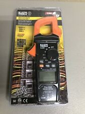 KLEIN TOOLS -  600A AC CL600 Auto-Ranging Digital Clamp Tough Multi Meter (NEW)