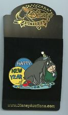 Disney Auctions Pooh Series Happy New Year Eeyore Nose Maker Le 250 Pin