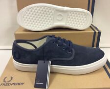 Fred Perry Merton Suede Men's Sneakers Trainers Shoes UK 8 / EU 42