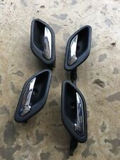 97-03 BMW E39 528i Interior Door Handle Left Right Front Rear OEM 98 99 00 01 02